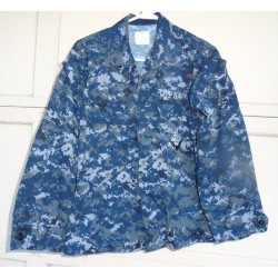 Униформа ВМС США USN US NAVY Camo Working Uniform