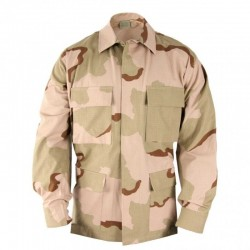 Китель BDU 3-Color Desert  US ARMY  USMC  US AIR FORSE US NAVY